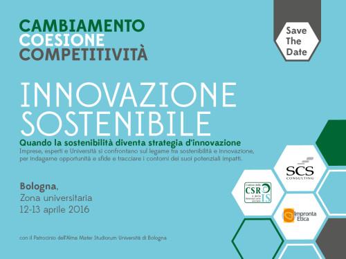Sara Roversi ospite all'evento Innovazione Sostenibile di CSR
