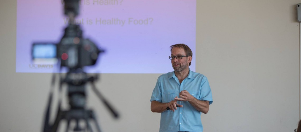 From the Internet of Things to the Internet of Food with Matthew Lange