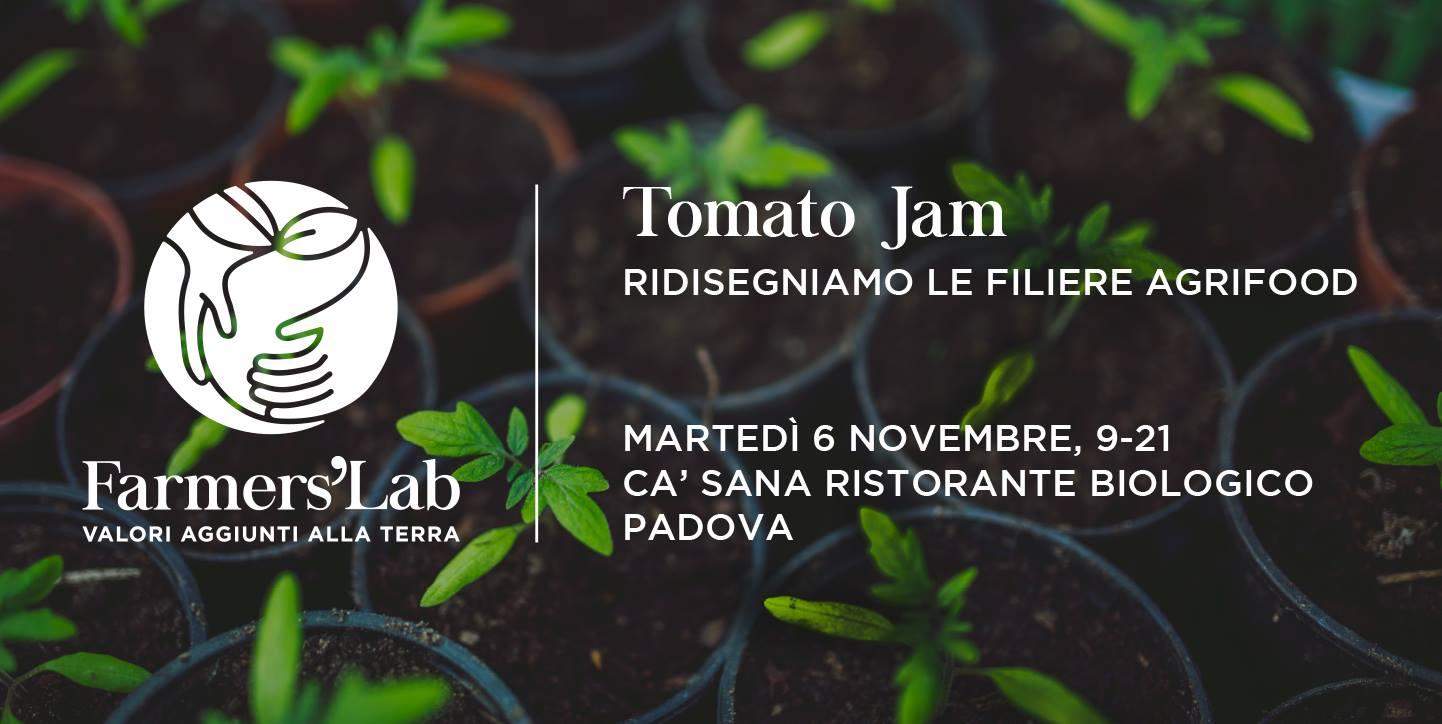 Tomato Jam – Ridisegniamo le filiere agrifood