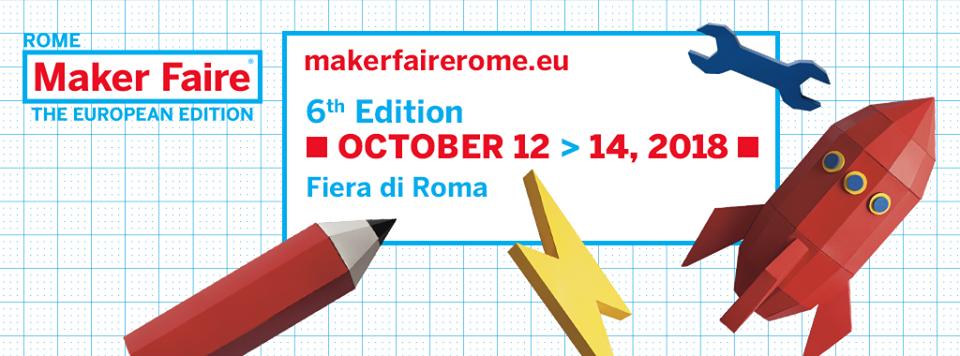 Maker Faire Rome 2018 – Future Food Zone