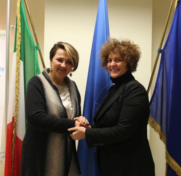 Sostenibilità e innovazione al centro dell'accordo tra Unido ITPO Italy ed FFI