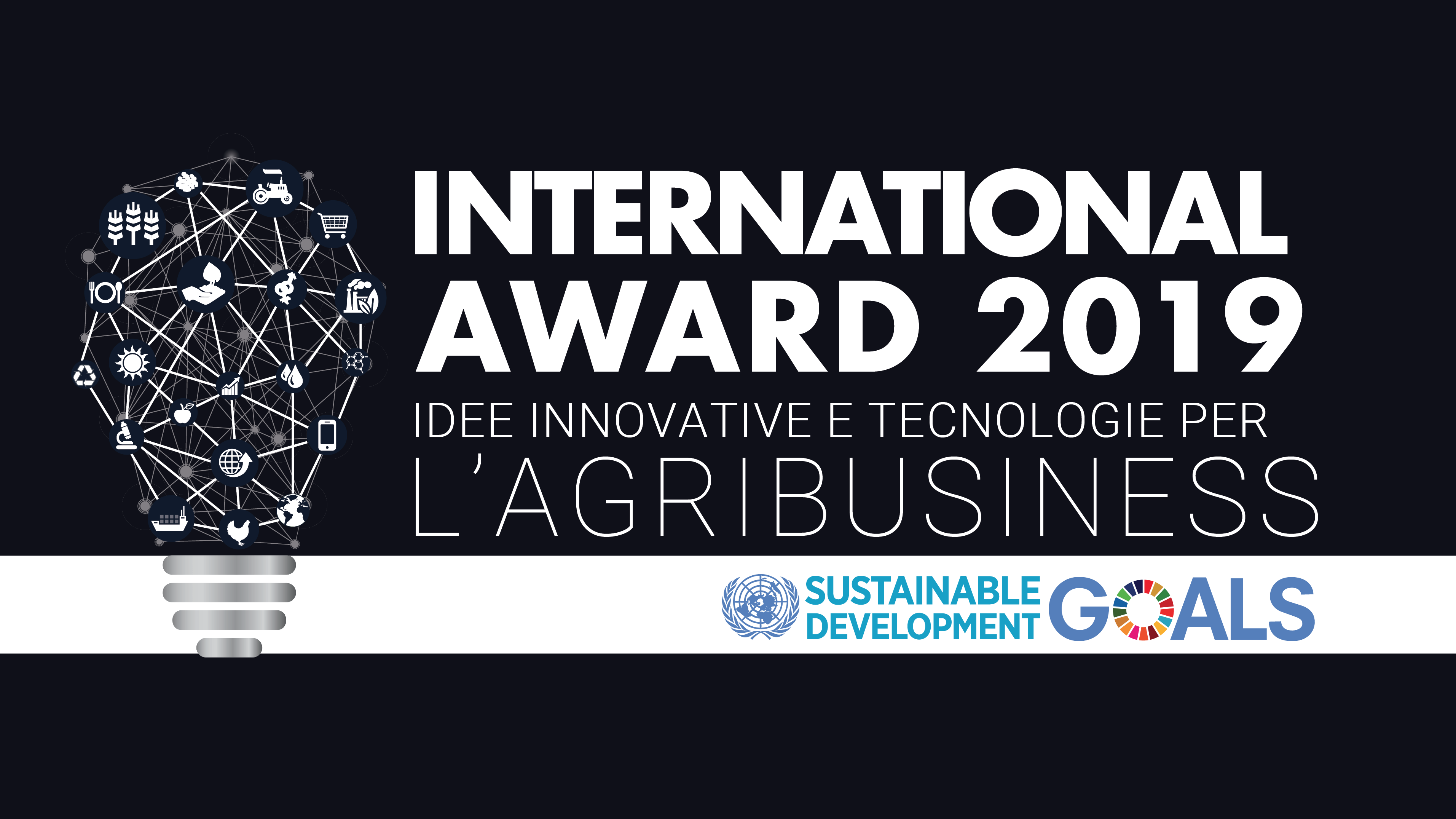 UNIDO ITPO Italy e Future Food Institute lanciano la terza edizione dell'International Award in Agribusiness