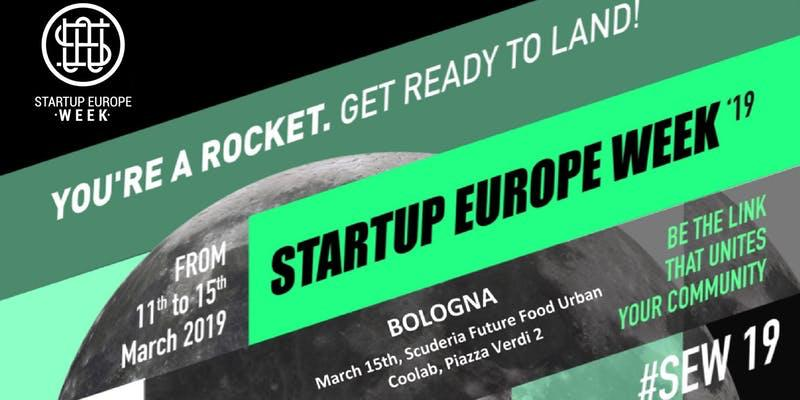 Startup Europe Week Bologna 2019