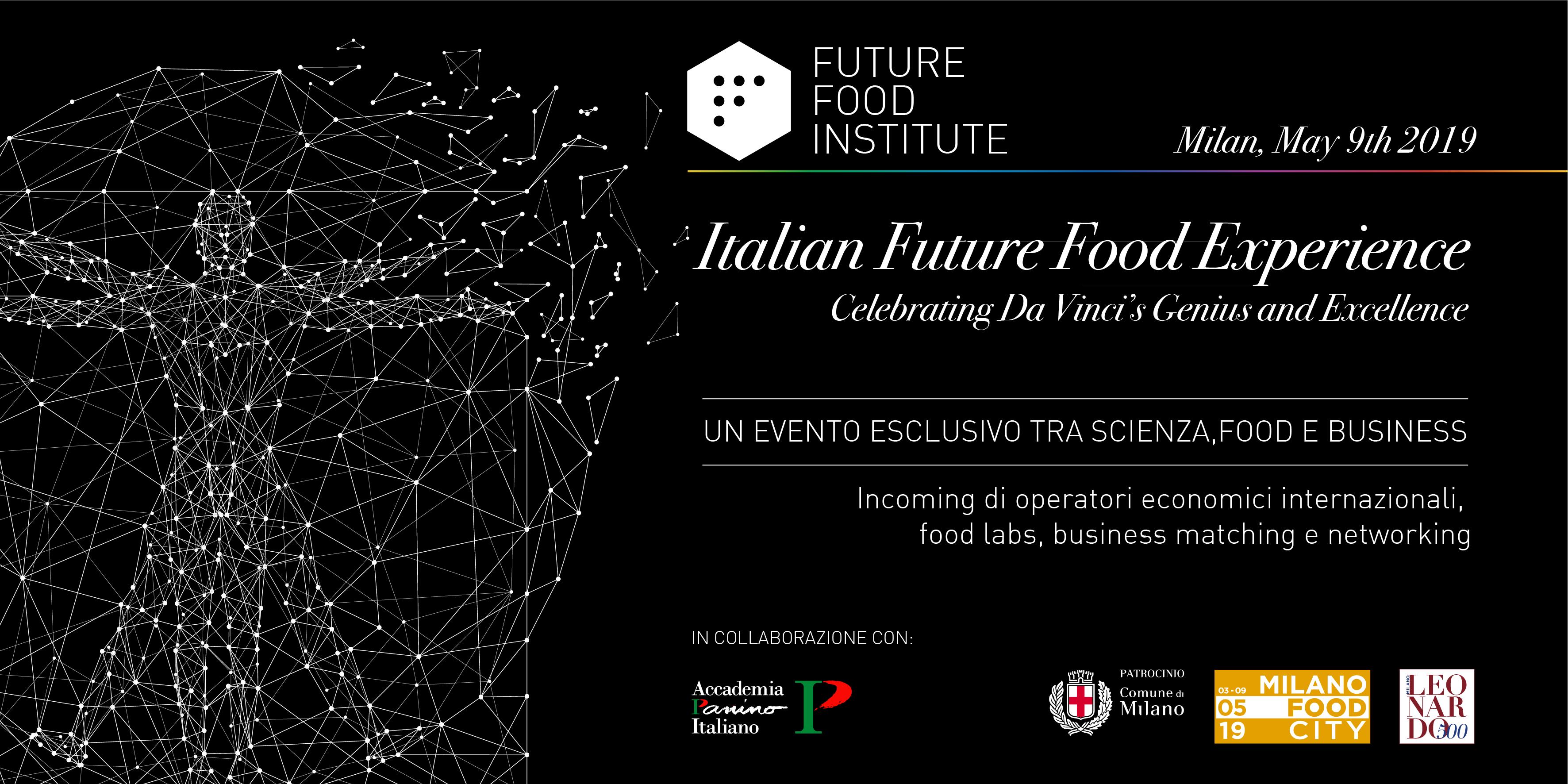 Al via l'Italian Future Food Experience: dal 9 al 15 maggio l'Italia della food innovation incontra investitori esteri