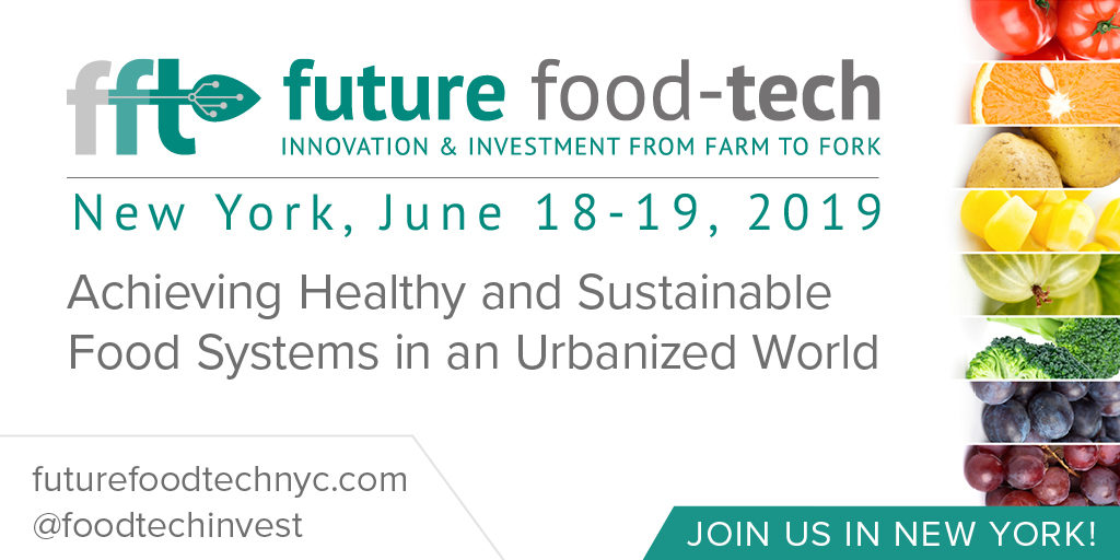 The Future Food-Tech Summit in New York